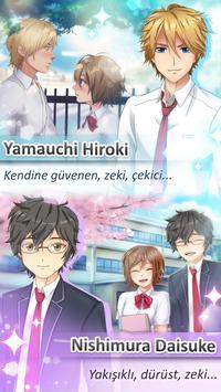 Anime aşk oyunları - Hikaye oyunları Ekran Görüntüsü 3