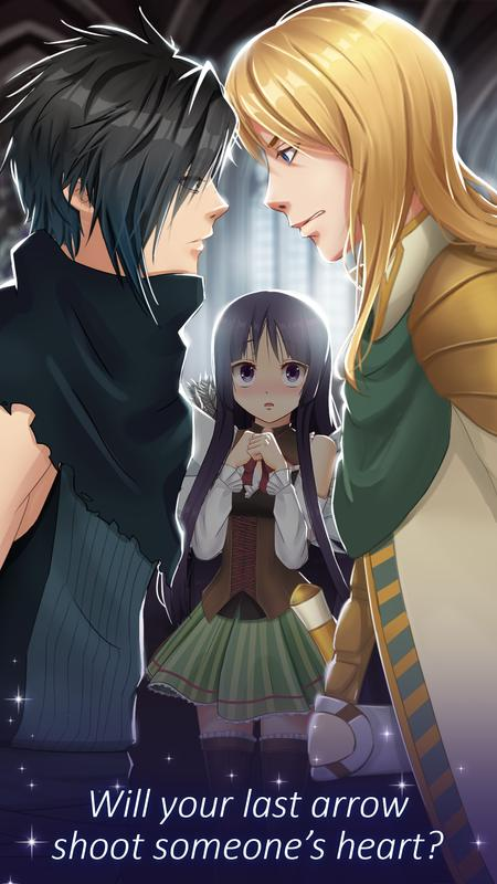 Anime Love Story Games Shadowtime For Android Apk Download