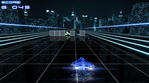 Neon City Free screenshot 2
