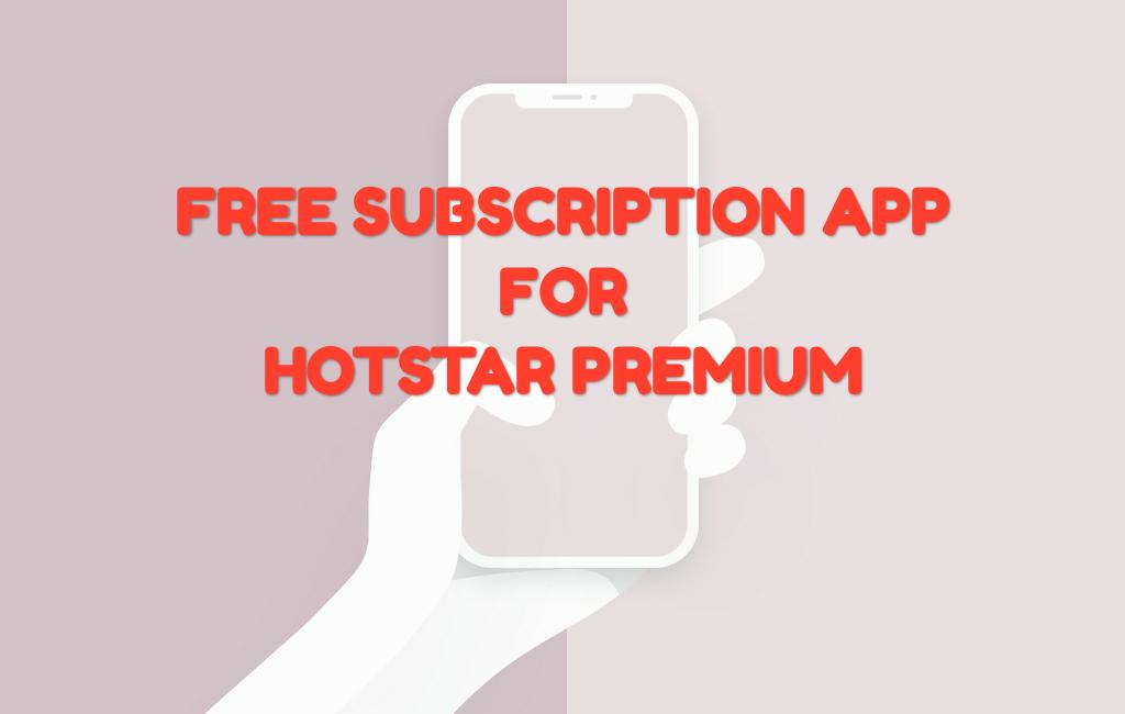 Red Hotstar Apk Download - iTechBlogs co
