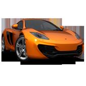 3d Car Driver icon