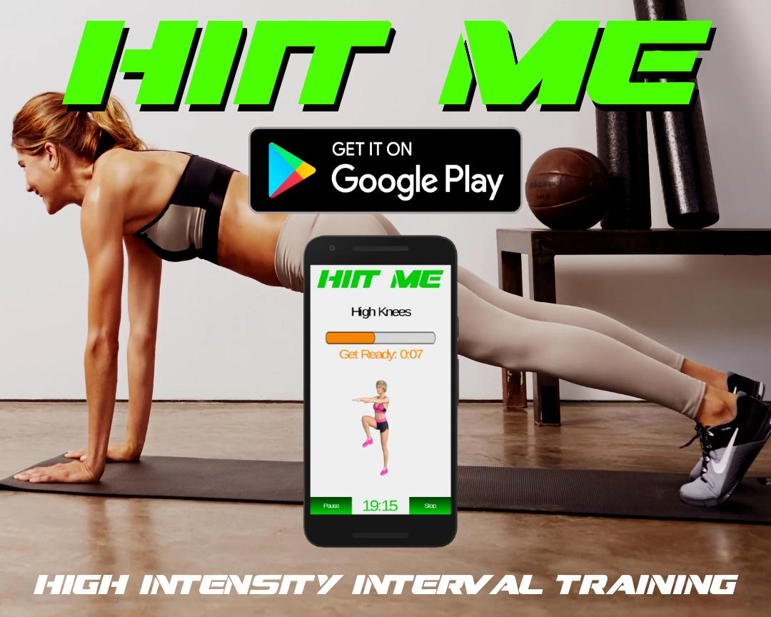 HIIT ME: Free High Intensity Interval Training App for