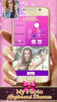 My Photo Keyboard Themes screenshot 3