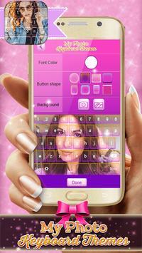My Photo Keyboard Themes screenshot 1