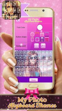 My Photo Keyboard Themes screenshot 4