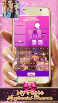 My Photo Keyboard Themes screenshot 5