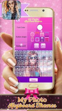 My Photo Keyboard Themes screenshot 6