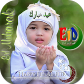 Eid Mubarak Stickers icon