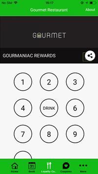 Gourmet Restaurant screenshot 2