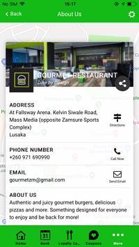 Gourmet Restaurant screenshot 5