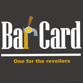 Bar-Card icon