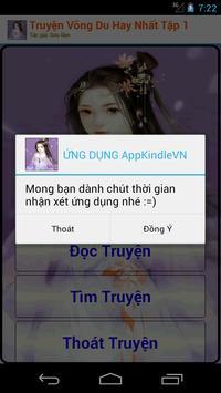 Truyện Võng Du Hay Nhất screenshot 4