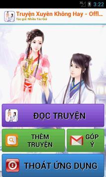 Truyện Xuyên Không Offline poster