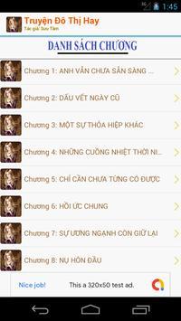 Truyện Đô Thị Hay Offline screenshot 2