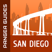 San Diego Travel Pangea Guides icon