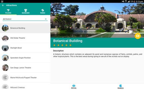 San Diego Travel Pangea Guides screenshot 7