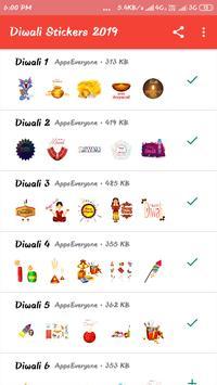 Diwali Stickers 2019 - Happy Diwali Stickers screenshot 4