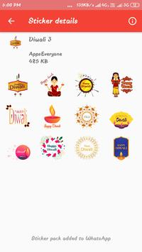 Diwali Stickers 2019 - Happy Diwali Stickers screenshot 5
