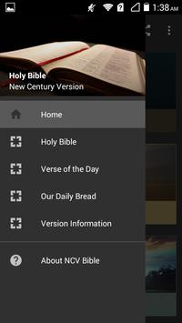 NCV Holy Bible - New Century Version poster