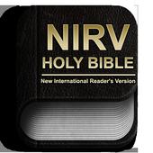 NIRV Holy Bible New International Reader's Version icon