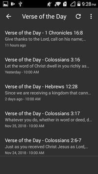 NIRV Holy Bible New International Reader's Version screenshot 5
