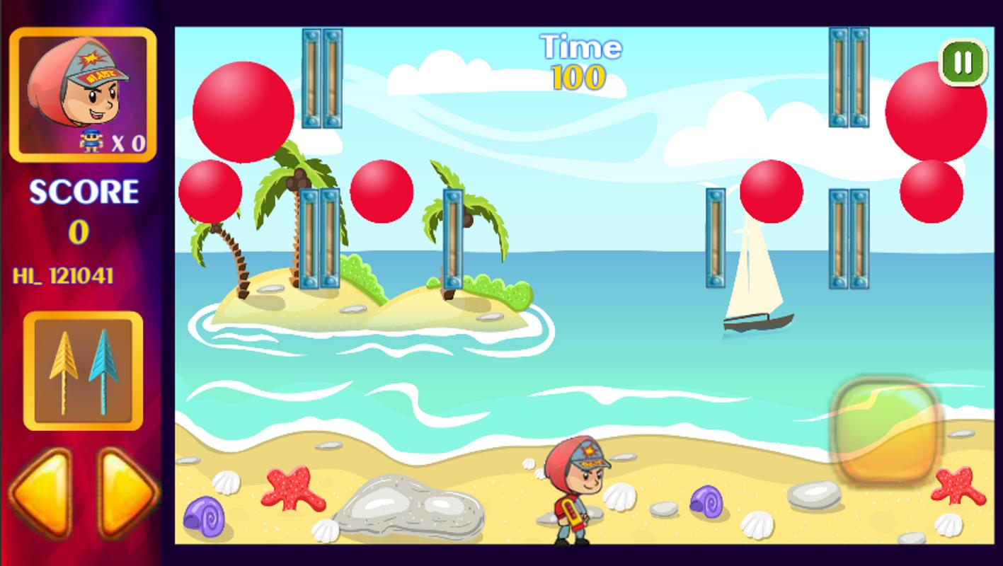 Pang arcade download