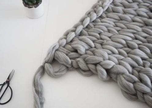 Arm Knitting Tutorial screenshot 3