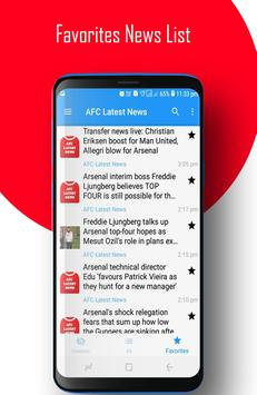 AFC - Arsenal FC News screenshot 2