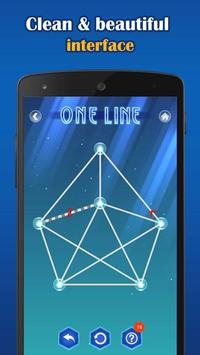 3 Schermata One Line Deluxe - one touch drawing puzzle