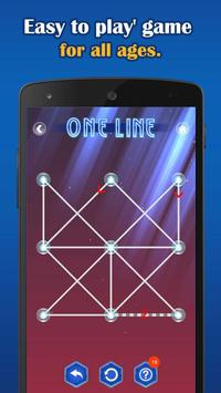 4 Schermata One Line Deluxe - one touch drawing puzzle