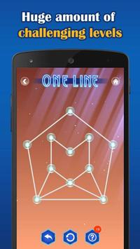 6 Schermata One Line Deluxe - one touch drawing puzzle