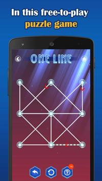 7 Schermata One Line Deluxe - one touch drawing puzzle