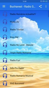 Bucharest Radio, Romania screenshot 1