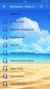 Bucharest Radio, Romania screenshot 2
