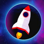 Space dodge icon