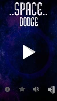 Space dodge poster