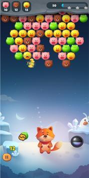 Bubble Shooter Bird POP screenshot 3