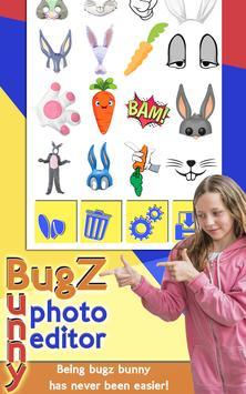 Bugz Bunny Photo Editor screenshot 1