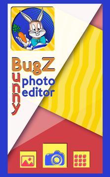 Bugz Bunny Photo Editor screenshot 5
