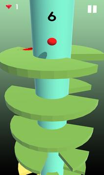 Tower Helix Ball Jump poster