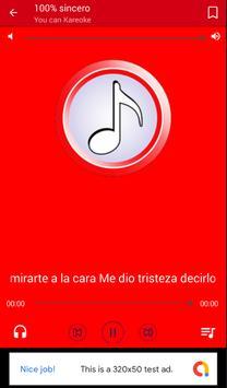 Banda Los Reconditos Musica & Letras screenshot 3