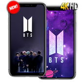 BTS Wallpapers HD KPOP New icon