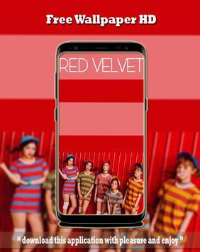 Red Velvet Wallpaper KPOP HD New poster