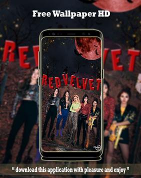 Red Velvet Wallpaper KPOP HD New screenshot 1