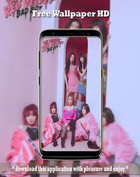 Red Velvet Wallpaper KPOP HD New screenshot 2
