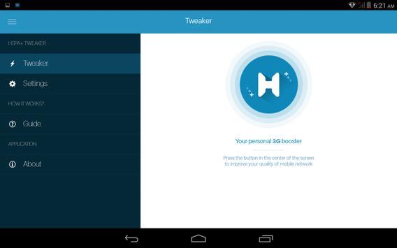 HSPA+ Tweaker screenshot 7