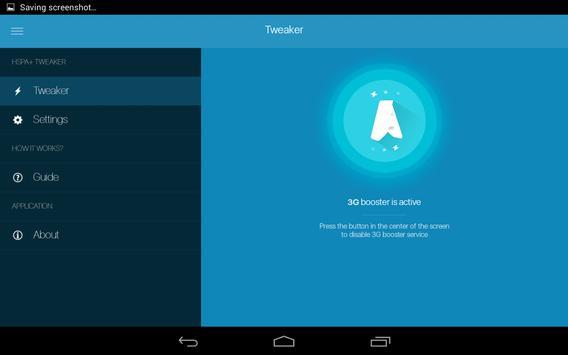 HSPA+ Tweaker screenshot 8