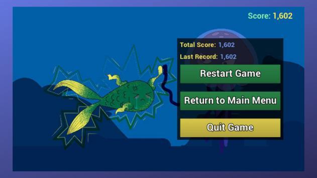 Runner Fish screenshot 5