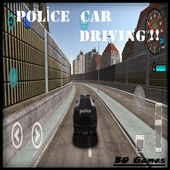 City Police Car Driving Simulation 2019 icon