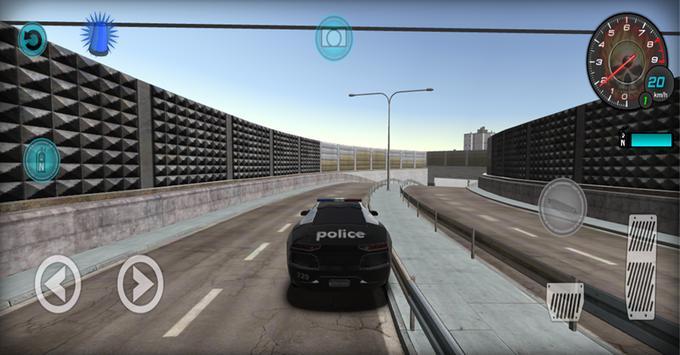 City Police Car Driving Simulation 2019 screenshot 7